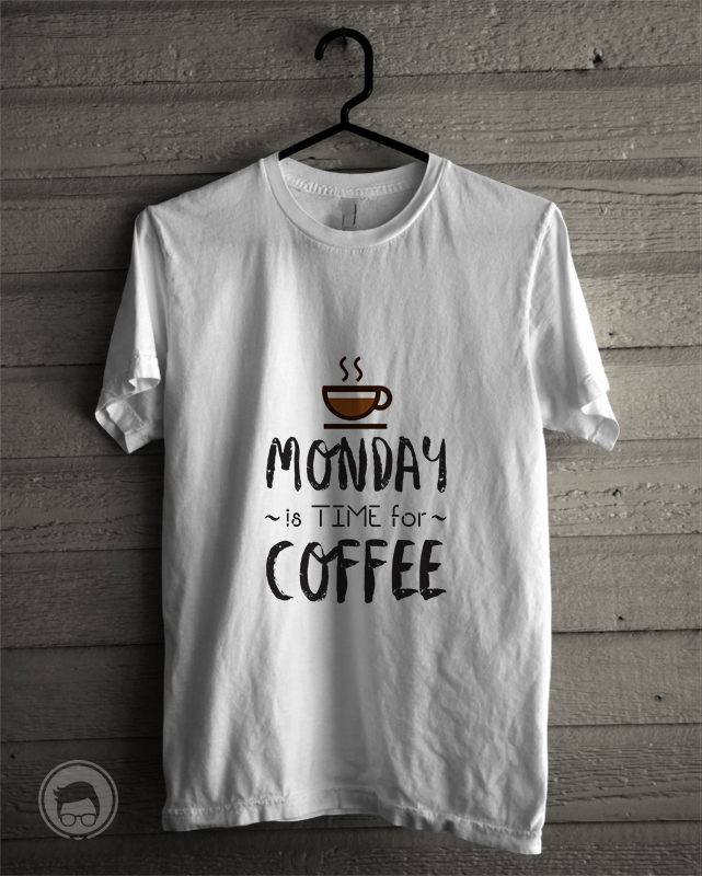 Monday is time for coffee